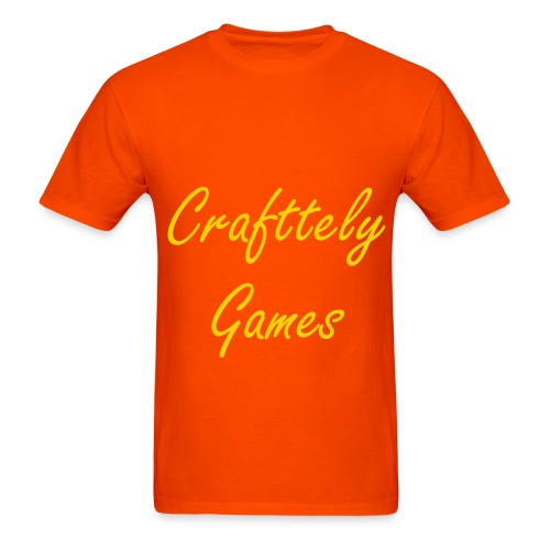Shirt1-CrafttelyGames - Men's T-Shirt