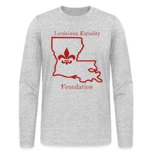 Men's Long Sleeve American Apparell - Men's Long Sleeve T-Shirt by Next Level