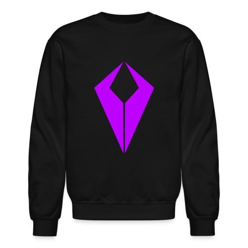 Purple QiviD Crew Neck - Crewneck Sweatshirt