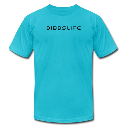 dibbslife mens t-shirt - Men's Fine Jersey T-Shirt