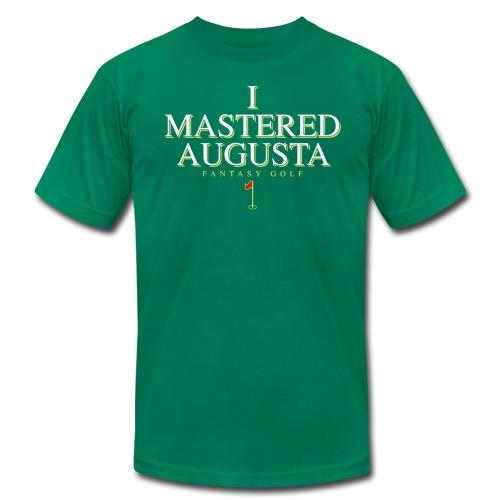 I Mastered Augusta - Men's Fine Jersey T-Shirt