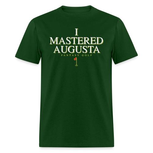 I Mastered Augusta - Men's T-Shirt