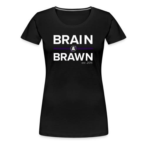 B&B v1.0 Dark - Women's Premium T-Shirt