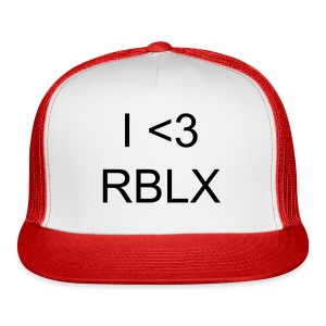 I love RoBLoX - Trucker Cap