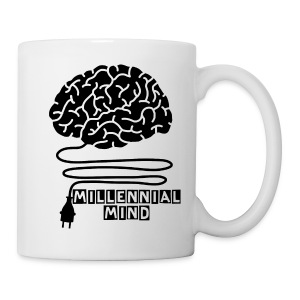 Millennial Mind Mug - Coffee/Tea Mug