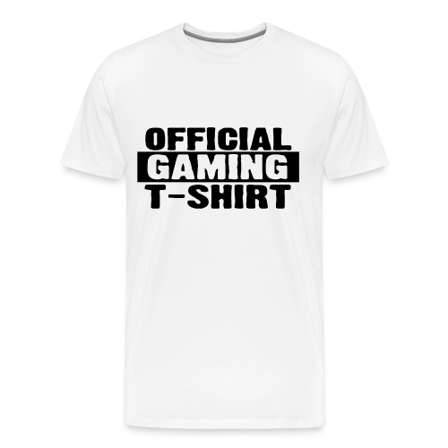 Gaming T-Shirt - Men's Premium T-Shirt