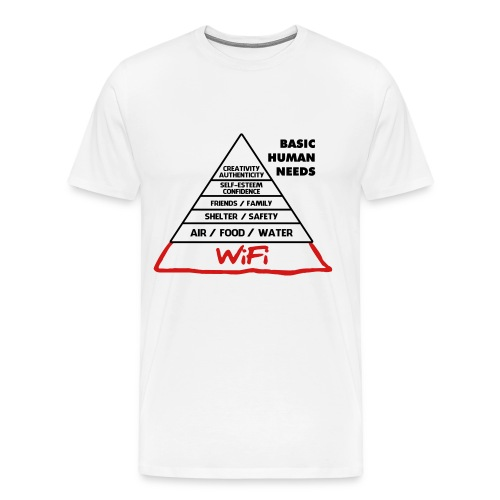 Human Needs - Men's Premium T-Shirt