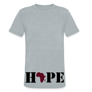 HOPE NEW - Unisex Tri-Blend T-Shirt