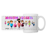 Mugs & Drinkware ~ Panoramic Mug ~ Modern Nuggets Mug