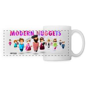 Modern Nuggets Mug - Panoramic Mug