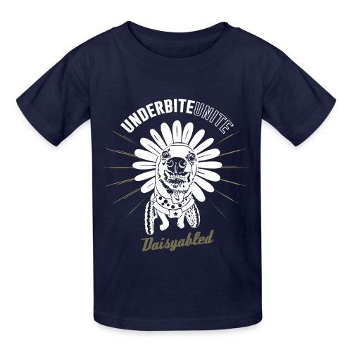 Kids' Daisyabled Tee - Kids' T-Shirt