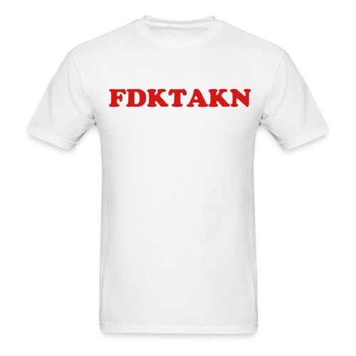 FDKTAKN - Men's T-Shirt