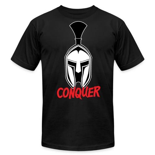 Spartan - Conquer - Men's Fine Jersey T-Shirt
