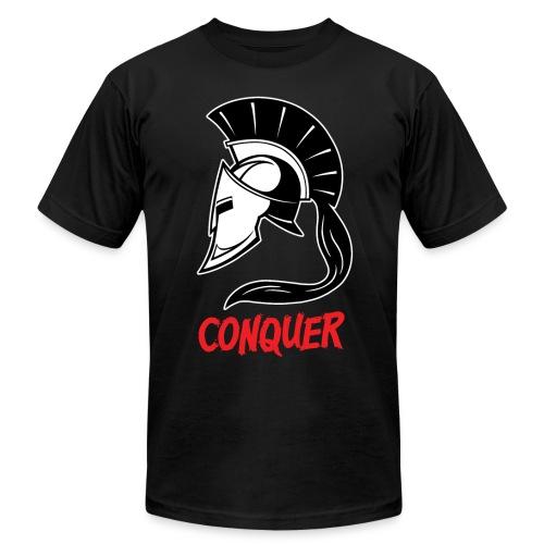 Spartan - Conquer - Men's  Jersey T-Shirt