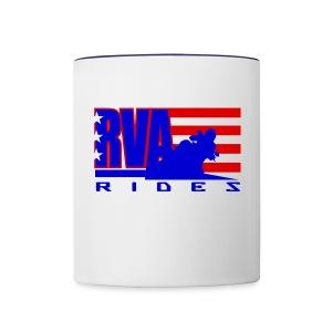 RVA Rides Coffee Mug - Contrast Coffee Mug