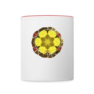 Queen Bee Mug - Contrast Coffee Mug