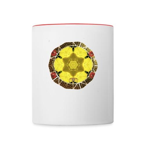 Queen Bee Mug - Contrast Coffee Mug