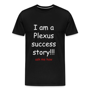 success story tee - Men's Premium T-Shirt