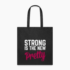 Strong Is the New Pretty  Bags & backpacks