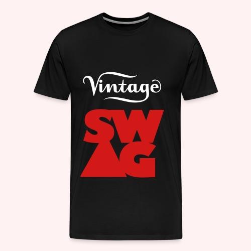 VINTAGE SWAG - Men's Premium T-Shirt
