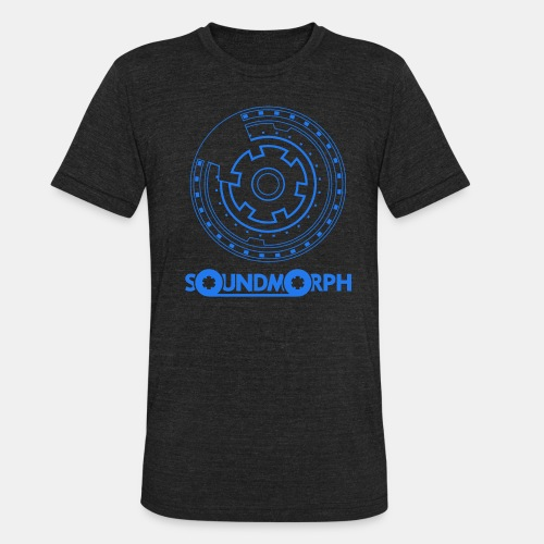 Unisex Tri-Blend T-Shirt by American Apparel - We at SoundMorph love the feel and look of this tri-blend by American Apparel. Support local made clothing while looking sooooo fresh on the streets!