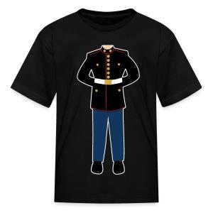Marine (kids) - Kids' T-Shirt