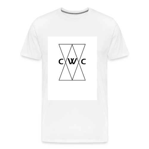Tee-Shirt Logo Center - Men's Premium T-Shirt