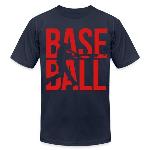 Baseball Lovers - Men's Fine Jersey T-Shirt