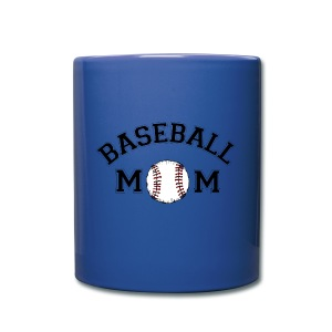 Baseball Mom - Full Color Mug