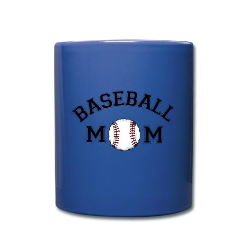 Baseball Mom - Full Color Mug