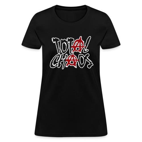 Total Chaos Women - Women's T-Shirt