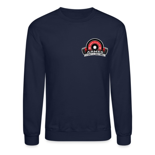 Armed S&C Sweatshirt - Crewneck Sweatshirt