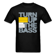 T-Shirts ~ Men's T-Shirt ~ Metallic TurnUp