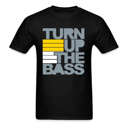 Metallic TurnUp - Men's T-Shirt