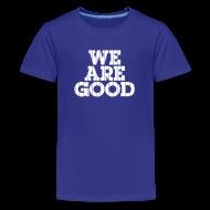 Kids' Shirts ~ Kids' Premium T-Shirt ~ We Are Good (Chicago Baseball)