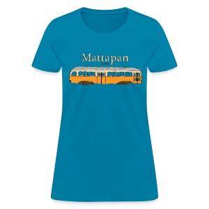 Mattapan Boston - Women's T-Shirt