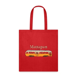 Mattapan Boston - Tote Bag