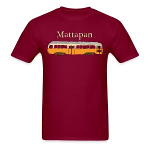 Mattapan Boston - Men's T-Shirt