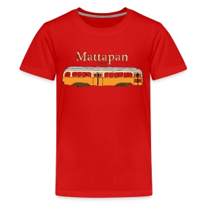 Mattapan Boston - Kids' Premium T-Shirt