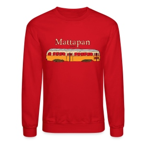 Mattapan Boston - Crewneck Sweatshirt