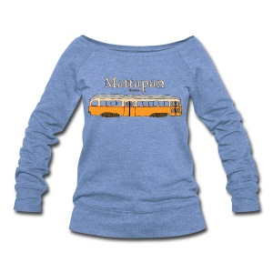 Mattapan Boston - Women's Wideneck Sweatshirt