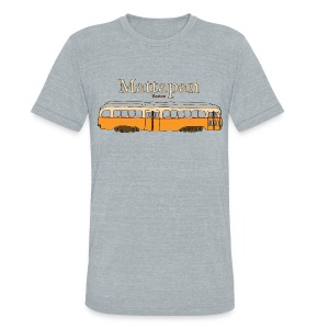 Mattapan Boston - Unisex Tri-Blend T-Shirt by American Apparel
