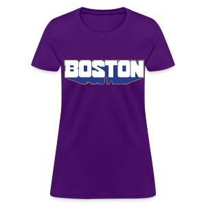 Boston Block - Women's T-Shirt