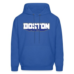 Boston Block - Men's Hoodie