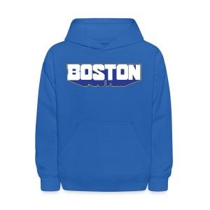 Boston Block - Kids' Hoodie