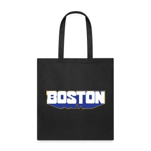 Boston Block - Tote Bag