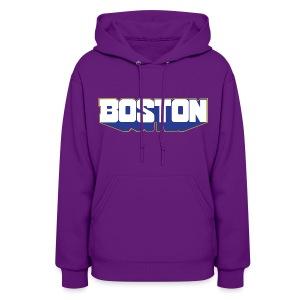 Boston Block - Women's Hoodie