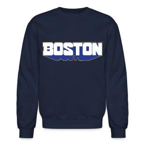 Boston Block - Crewneck Sweatshirt