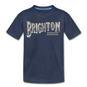 Brighton Boston - Kids' Premium T-Shirt