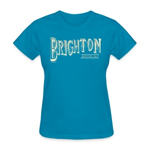 Brighton Boston - Women's T-Shirt